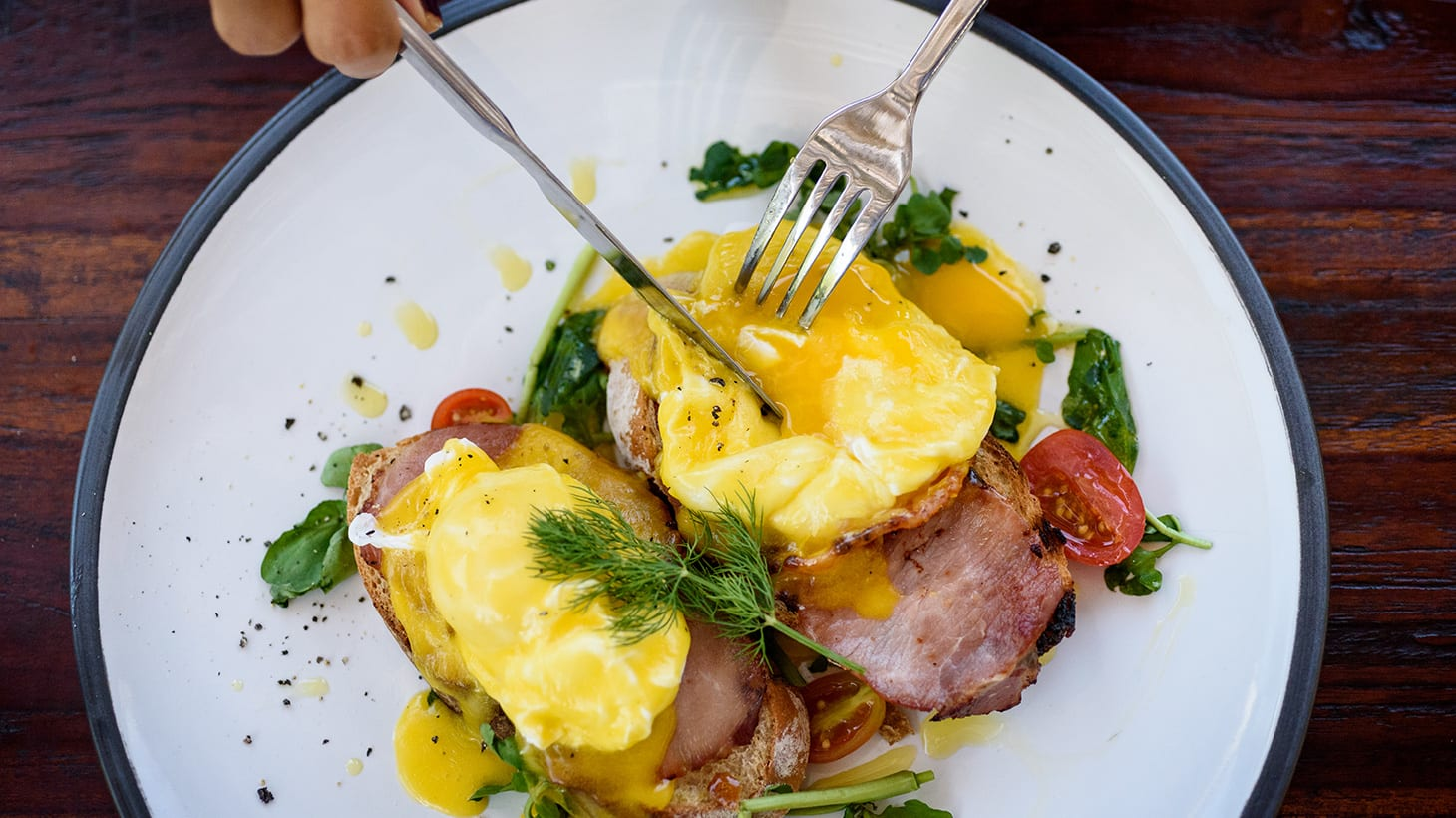 Breakfast or Lunch with Drinks and Panoramic Views of Canberra - Up to 55% Off! Coffee N Beans @ Red Hill Lookout Red Hill