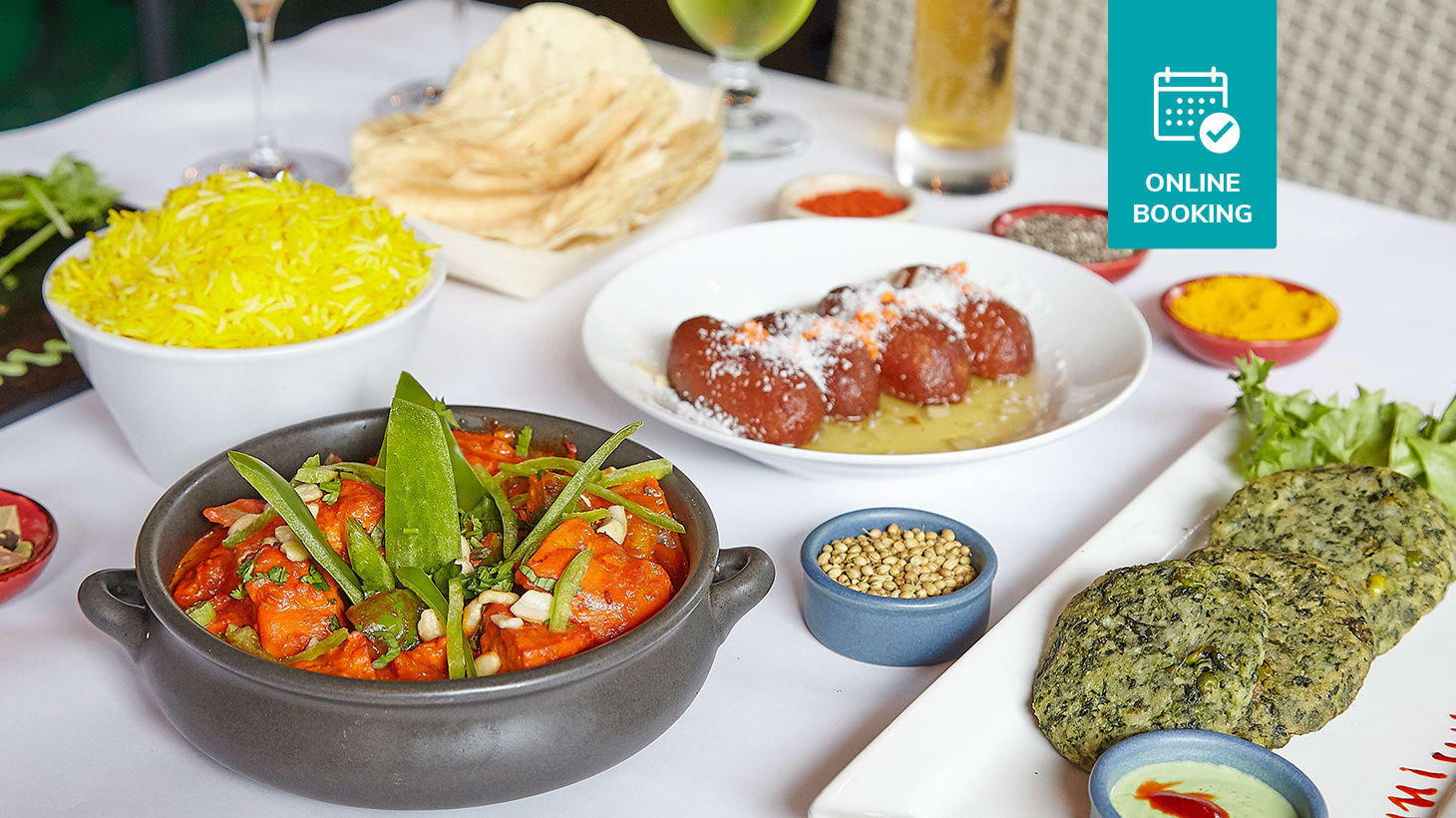 Credit to Spend on Fine Indian Dining and Drinks Indian Mehfil Brisbane CBD