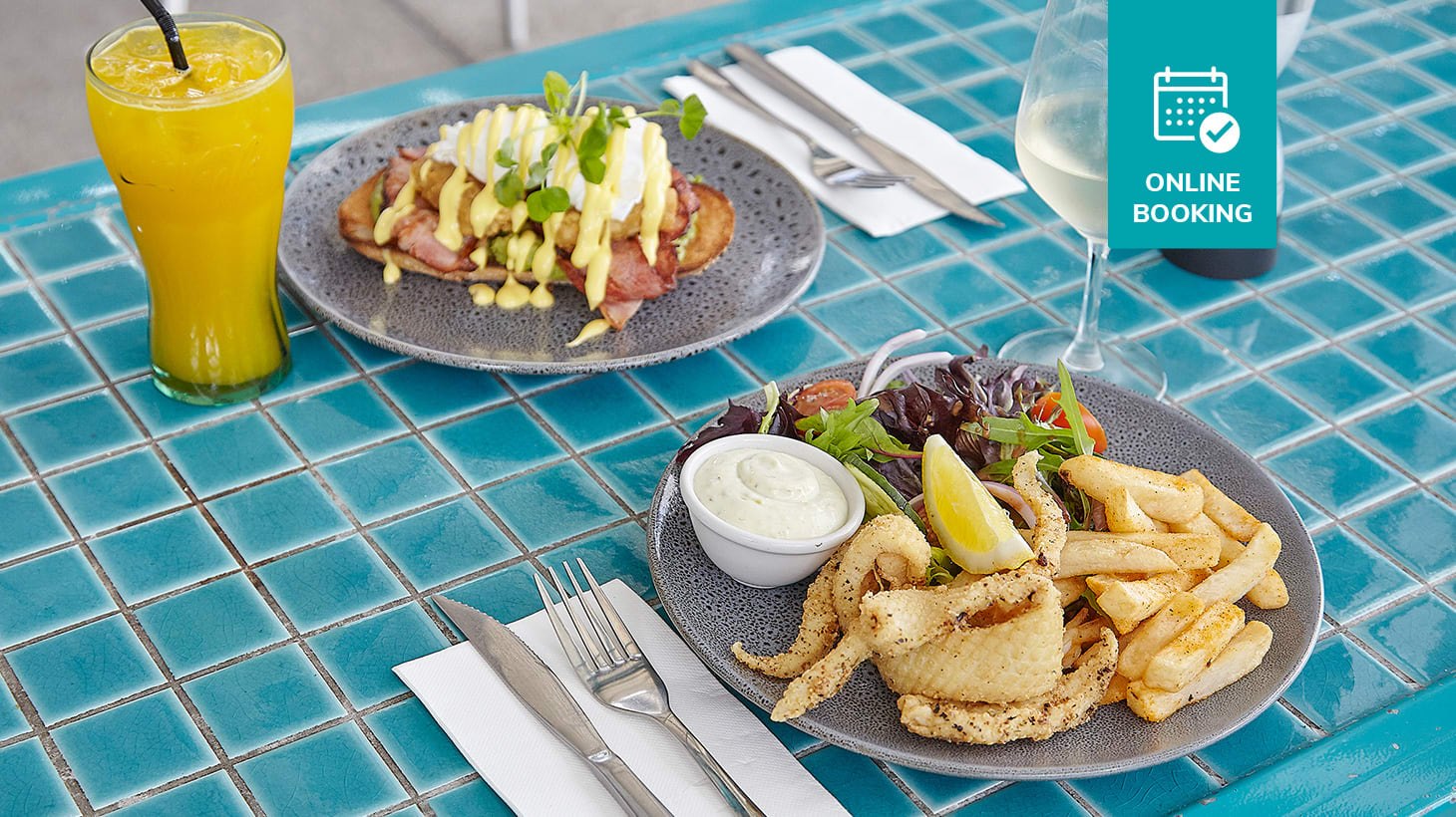 Cafe Dining and Drinks at Popular Shopping Centre Scuzi Caffe Chermside