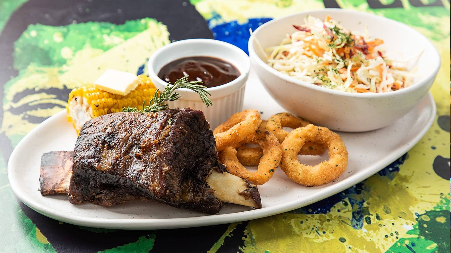 Beachfront All-You-Can-Eat Brazilian BBQ Buffet at No.1 Surfers Paradise Restaurant! Brazilian Flame Bar and Grill Surfers Paradise