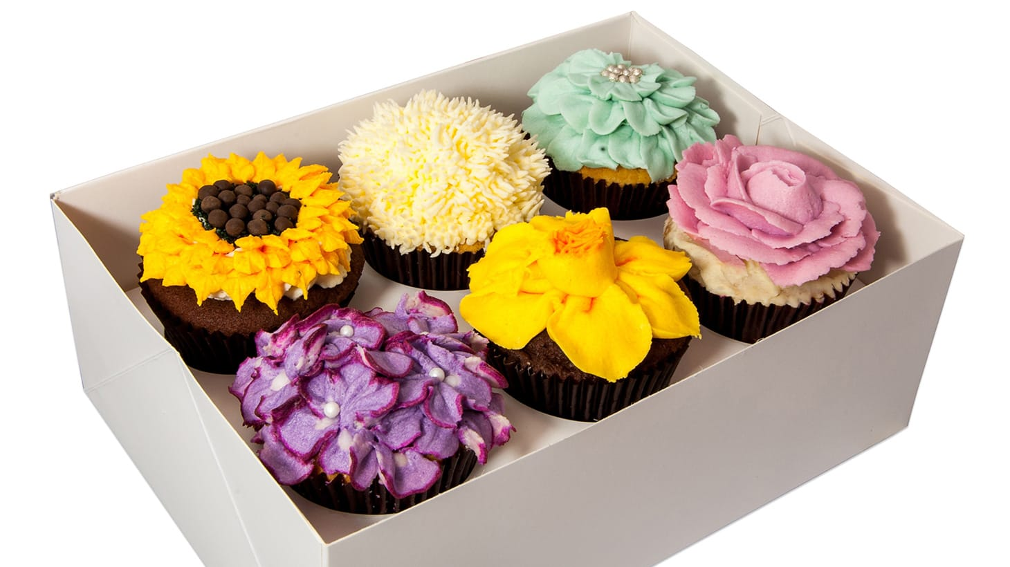 Save up to 61% on a Two-Hour Cupcake Decorating Class - Upgrade to Bring a Friend! The Classic Cupcake Co. Mosman