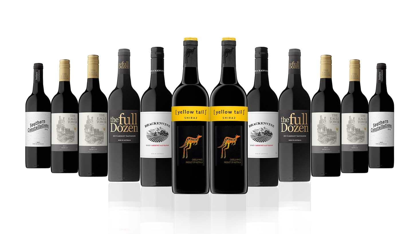Save $130 on a Case of 12 Mystery Red Wines, Delivered to Your Door! Coffee and Wine Co Online Redemption
