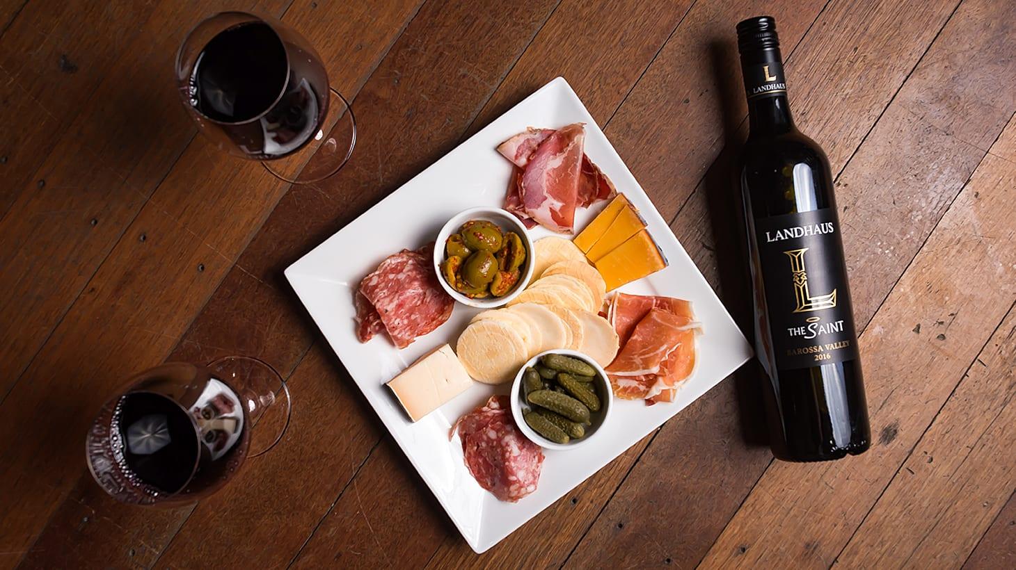 Wine Tasting with Platter and Take-Home Bottle - Landhaus Wine Estate