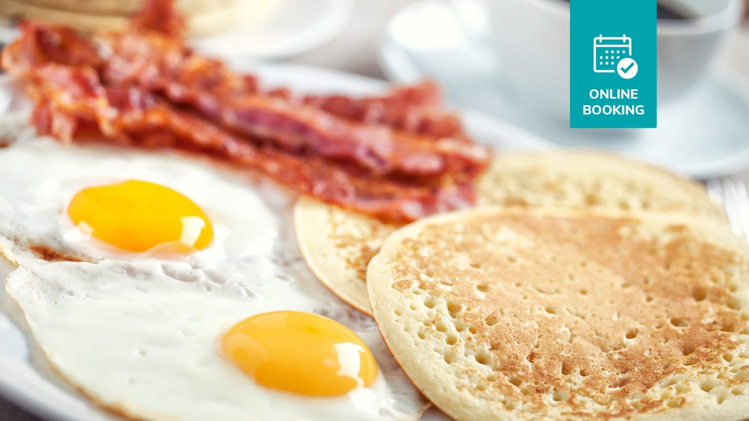All-You-Can-Eat Buffet Breakfast at a CBD Hotel Rendezvous Studio Hotel Perth Central Perth