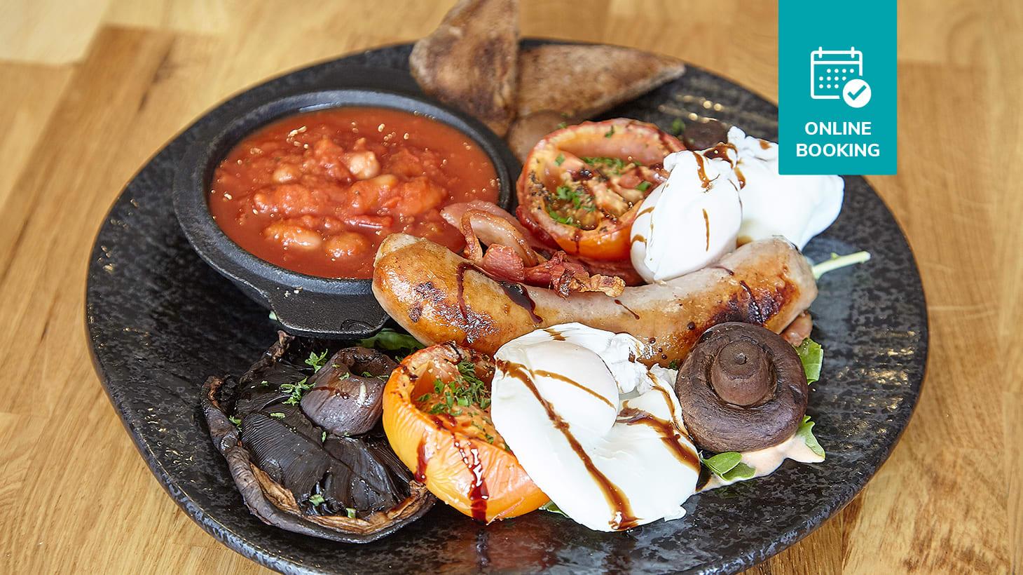 Brekkie or Lunch Combo in Buzzing Brisbane Hotspot Arrosto Paddington Paddington