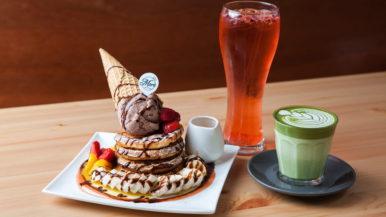 Save up to 54% on Delectable Dessert and Drinks in Sunnybank Hills! More Dessert Coffee Sunnybank Hills