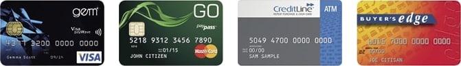 Gem, Go, Credit Line, Buyers Edge