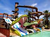 Les toboggans les plus spectaculaires des parcs aquatiques de camping