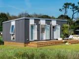 A new Premium area on the Les Iles campsite