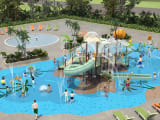 AquaGarden, 1,500 m² of new aquatic pleasures at the Les Mouettes campsite