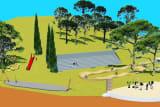 Un nouvel espace de jeu en 2021 pour le Camping Globo Rojo