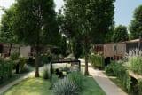 Un nouveau quartier Premium au camping Riviera d'Azur