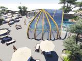Un nouvel espace aquatique couvert et chauffé au camping Le Ranc Davaine