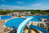 Camping Creixell Beach resort