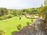 The Adventure Park of campsite Le Domaine des Ormes