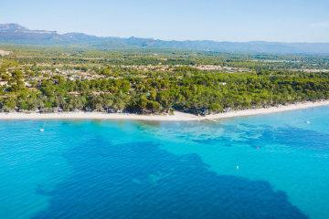 camping playa montroig costa daurada