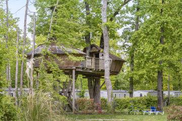 camping chateau des marais val de loire