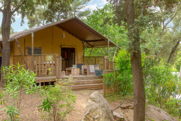 camping plein air des chenes herault