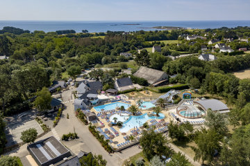 camping les deux fontaines finistere