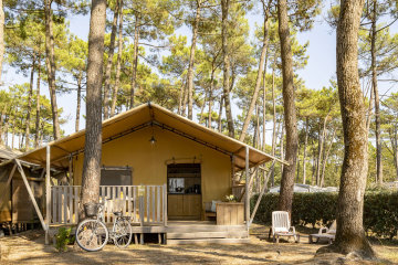 camping soulac plage gironde