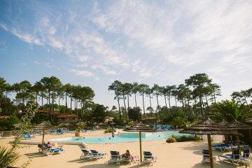camping natureo resort seignosse
