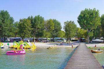 camping village san francesco garda lake