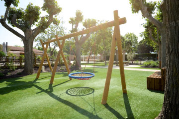 camping les mures grimaud