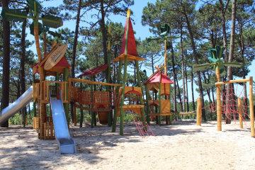 camping ohai nazare nature park portugal