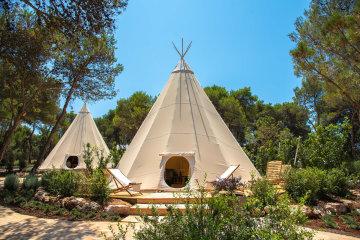 camping arena one 99 glamping croatia