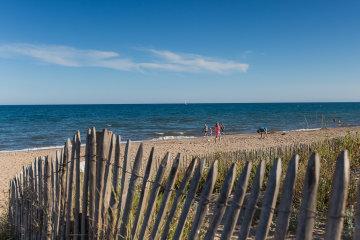 camping l etoile de mer serignan plage