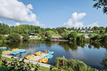 camping domaine de bel air finistere
