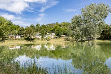 camping les peneyrals saint crepin et carlucet