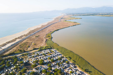 camping mar estang canet plage