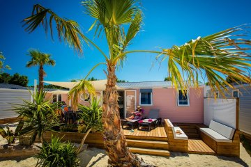 Cottage CAÏCOS PREMIUM 33 m², 3 rooms - Californie Plage
