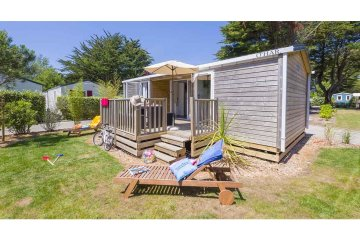 Cottage **** (2 bedrooms, 2 bathrooms ) - La Plage