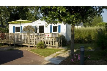 Cottage Hélios *** (2 rooms) adapted to the people with reduced mobility - La Plage