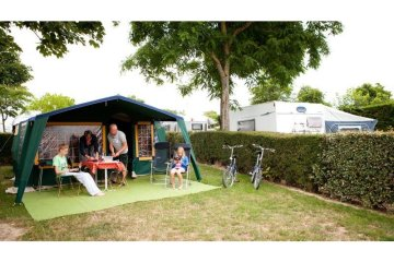 Package standard : pitch + car + electricity 10A - Club Le Littoral