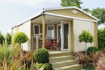 Mobil-home Soleo - Domaine des Forges