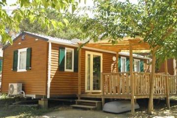 Mobil-home FEERIQUE 32m² - 3 bedrooms / terrace (0-6 years old) - Des Albères