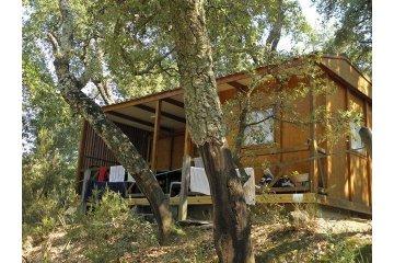 Wooden chalet 31.5m² - 2 bedrooms (+ 13 years) - Des Albères