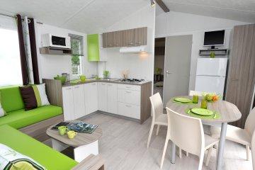 Gamme FEERIQUE 3 bedrooms 32m² - de L'Océan