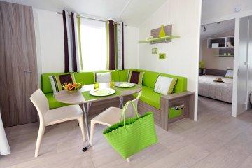 Gamme LOISIRS 2 bedrooms 24m² - Bel Air