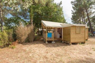 TENTE SAHARI 2 bedrooms - Palmyre Loisirs