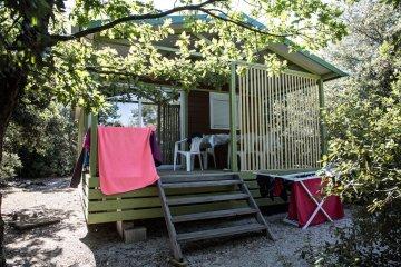 Chalet PROVENCE 3 chambres et 2 salles d'eau, 35m²  gamme GRAND CONFORT - Domaine des Sources