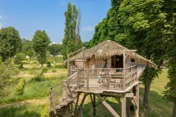 Cabane NAUTILUS 2 Chambres avec Terrasse - International de Maisons-Laffitte