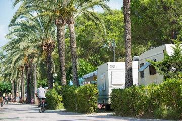 EMPLACEMENT (voiture + tente/caravane + électricité 5A) - Stel Roda de Barà