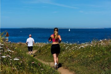 location  Special sportif !  Trail du Pouldu +Kemperle thriathlon +++ - Les Embruns
