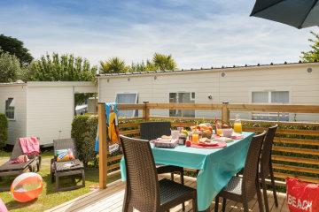 L-Cottage TY ARMORIK terrasse semi couverte  modèle 2018 - Les Embruns