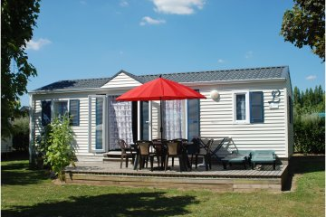 COTTAGE NAUTIQUE - Terrace - Les Embruns
