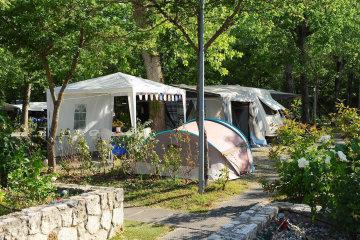Pitch Caravan/Tent - Parco delle Piscine